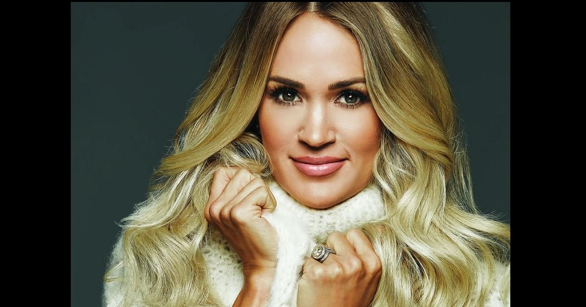 Carrie Underwood Gives a Musical Present To Her Fans On Her Birthday
