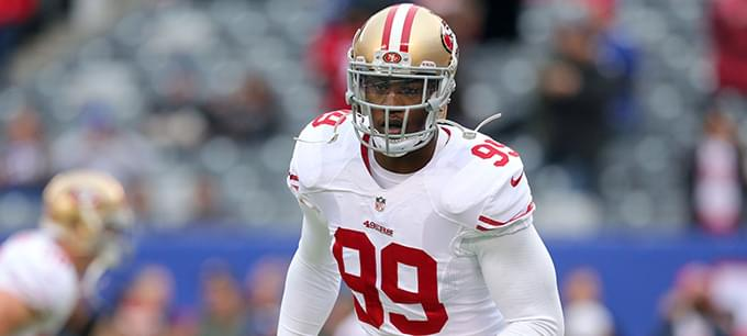 Aldon Smith is returning to NFL after four-year hiatus [report]