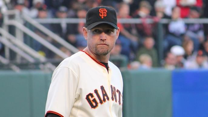 Aubrey Huff releases statement after not being invited to 2010 Giants reunion