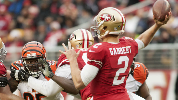 49ers not favored in any 2016 game   KNBR