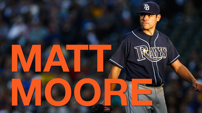 ▶︎ A closer look at new Giant lefties Matt Moore and Will Smith