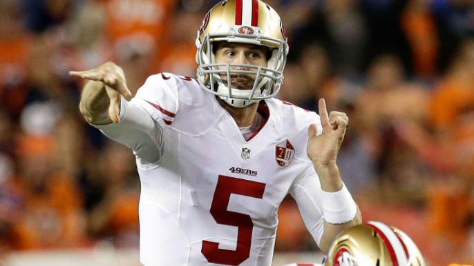 Christian Ponder in line to make 49ers 53-man roster [report] | KNBR