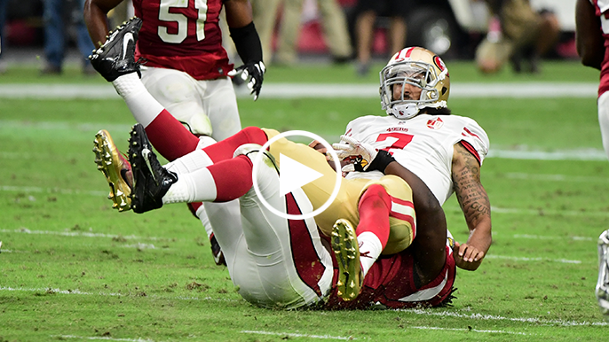 Ramey: For struggling 49ers, losing is a 'good thing'