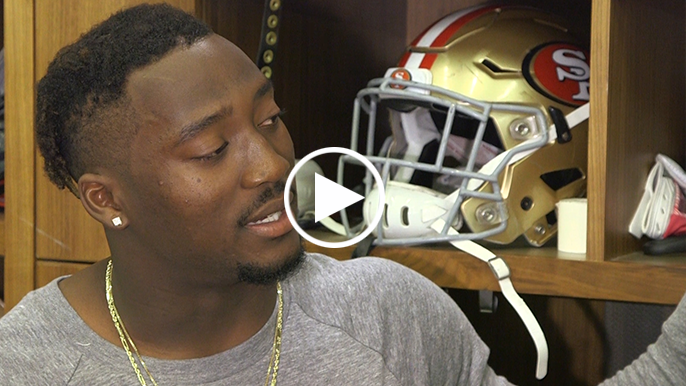 Harold: 49ers are laughingstock, 'I feel like every team circles us on their calendar'