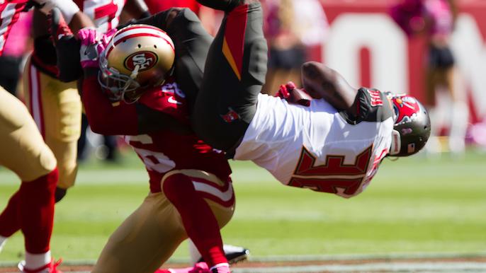 Rod B's Big 3: 49ers have a chance against Saints' weak run-game