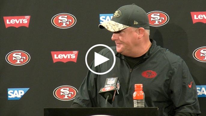 Chip Kelly shares scene in locker room following season-ending loss to Seahawks
