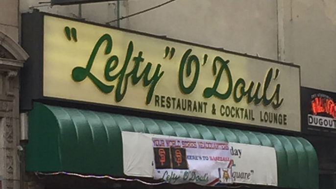 Owner of San Francisco's Lefty O'Doul's to plead guilty in corruption case