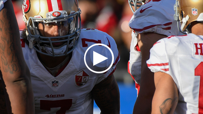 Larry Krueger explains what Kap opting out of his contract would mean for 49ers