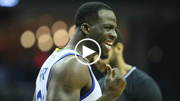 """Murph and Mac: All eyes on Draymond Green after """"no-comment"""" locker room response"""