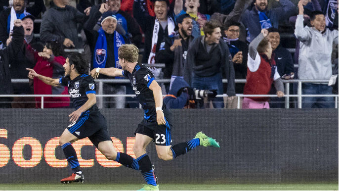 Critical three game stretch starts Wednesday for San Jose Earthquakes