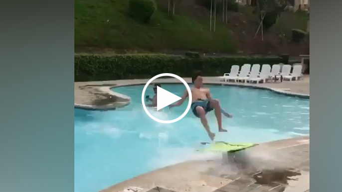 Rod's Riffs: Public pool surfing is never worth it