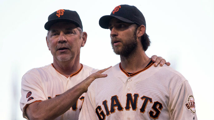 Lund: Nobody should be off limits, not even Madison Bumgarner
