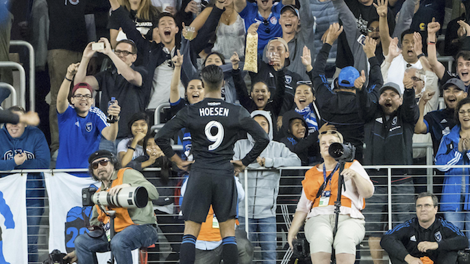 Earthquakes look to bounce back in Seattle