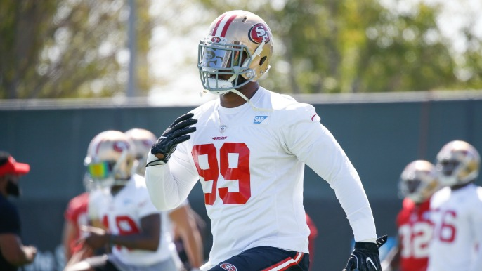 Shanahan provides injury updates on Buckner, Ward