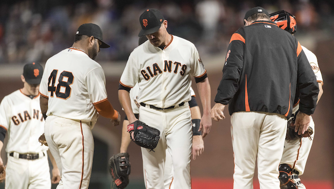 Giants' rally comes too little, too late as Dodgers roll to series win