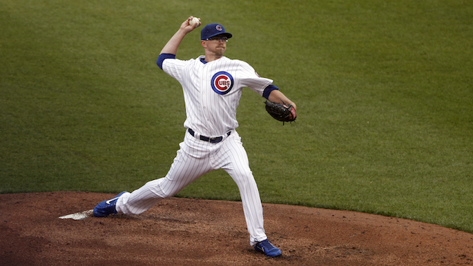 Giants claim Cubs pitcher, transfer Belt to 60-day disabled list