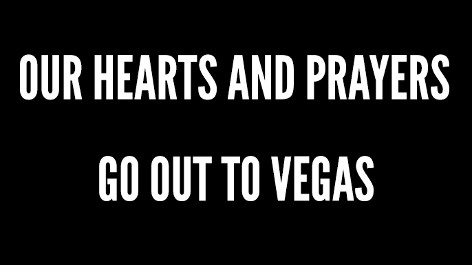 Updates on the horrific tragedy in Las Vegas