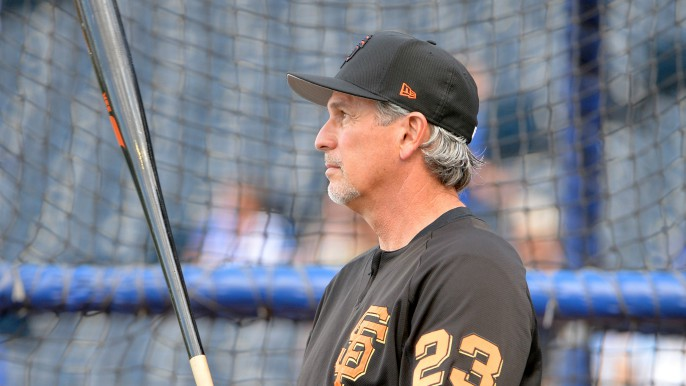 Giants name new bullpen coach, reassign Meulens, Wotus | KNBR-AF