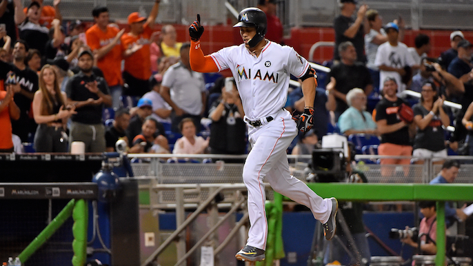 Nightengale: Don't expect MLB trades involving guys like Stanton until later in winter