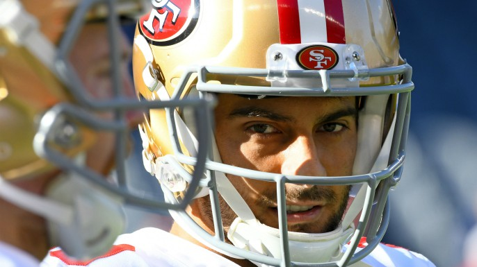 Here's how the 49ers should game plan with Garoppolo at quarterback