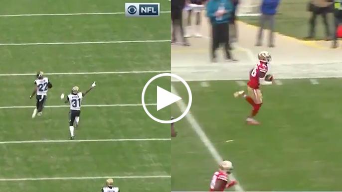 49ers return interception for touchdown, Jaguars block and return PAT