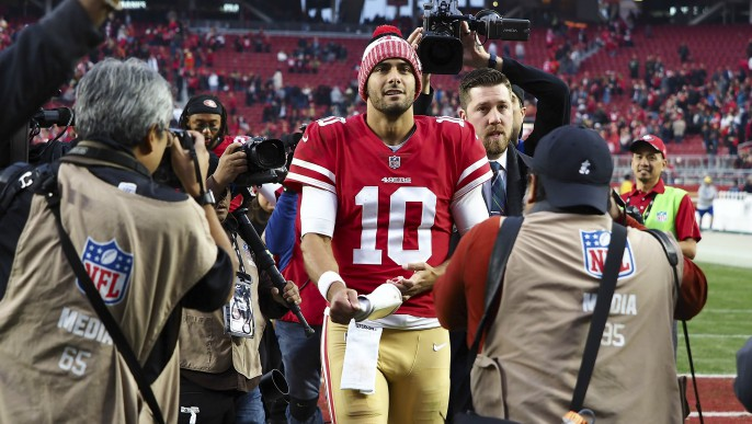 49ers should wait to sign Garoppolo to a long-term deal
