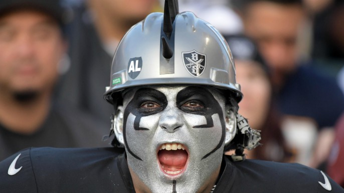 49ers schedule next year includes the Raiders at Levi's