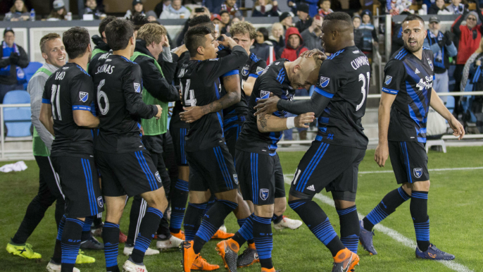 Quakes to face NYCFC at Avaya Stadium