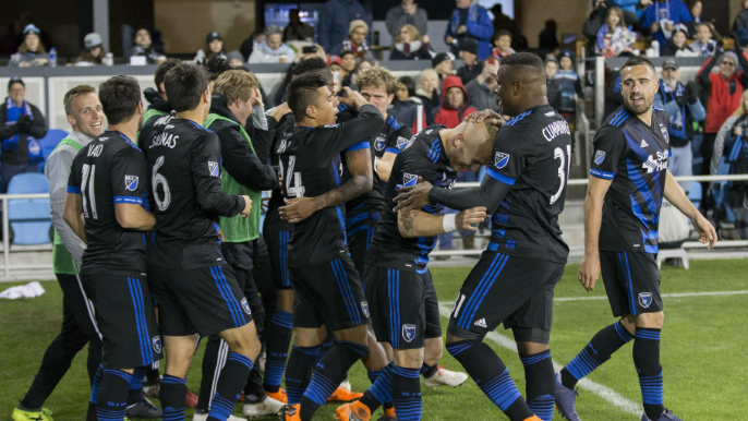 Earthquakes, Union prepare for tough conditions