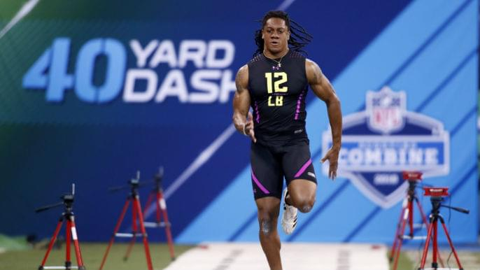 KNBR NFL Draft Profile: Meet Tremaine Edmunds, an NFL Pro Bowler's son whose 'transcendent' physical qualities could land him at San Francisco's No. 9 overall pick