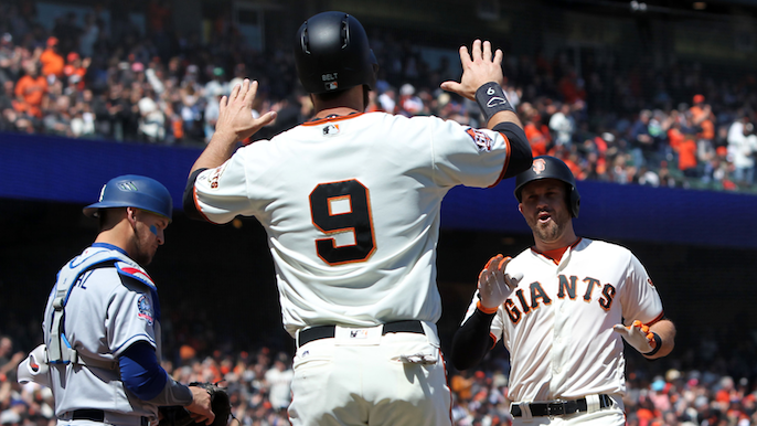 Giants hold off Dodgers, win third straight series