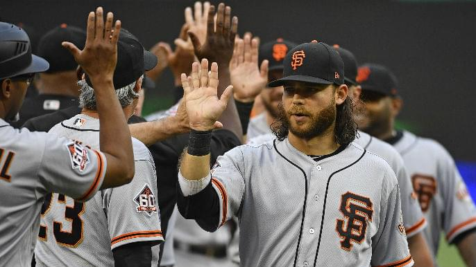 Mike Krukow details one way 2018 Giants are similar to 2017 Dodgers