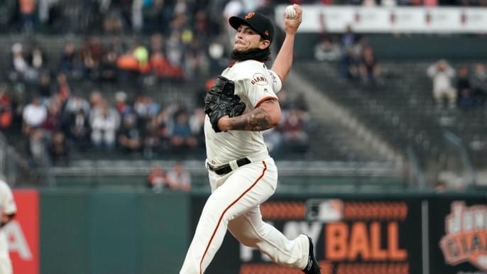 Godley, D-Backs shut down Giants' bats to snap four-game win streak
