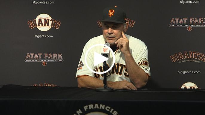 Steven Duggar has torn labrum, Giants deciding on season-ending surgery