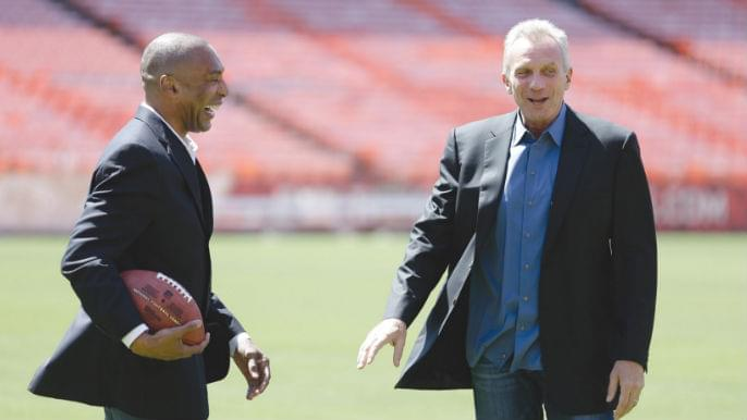 Roger Craig has found his post-football calling