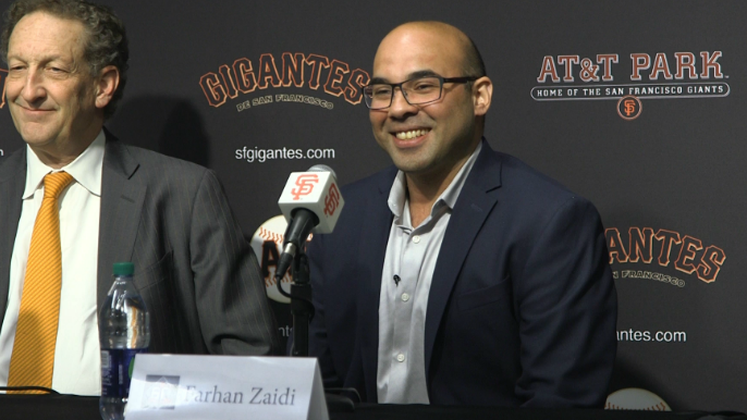 Farhan Zaidi: Giants will have local 'emphasis' in mad dash for undrafted players