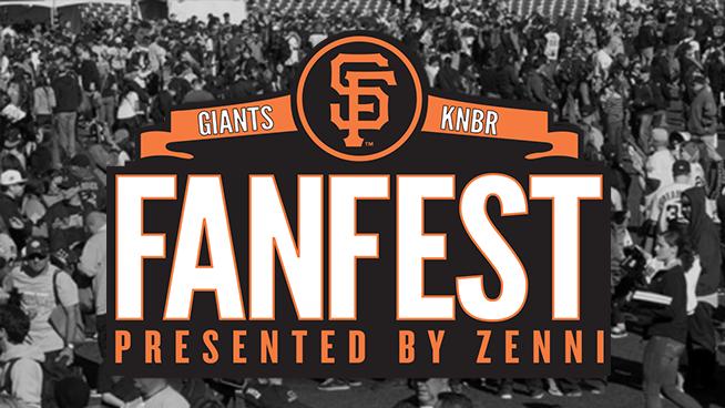 February 8: KNBR Giants FanFest