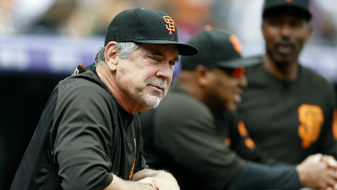 Murph: Bruce Bochy's announcement brings up two relevant questions