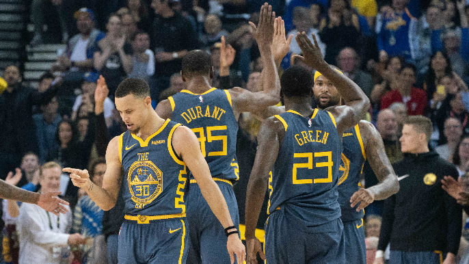 Murph: The Warriors are finally free from their regular season prison sentence