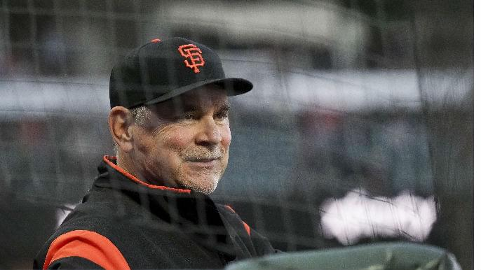 Bochy discusses move to bring up Garcia, provides update on Austin