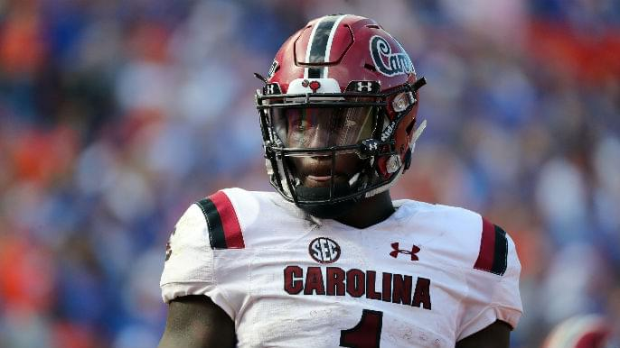 49ers select Deebo Samuel with No. 36 overall pick