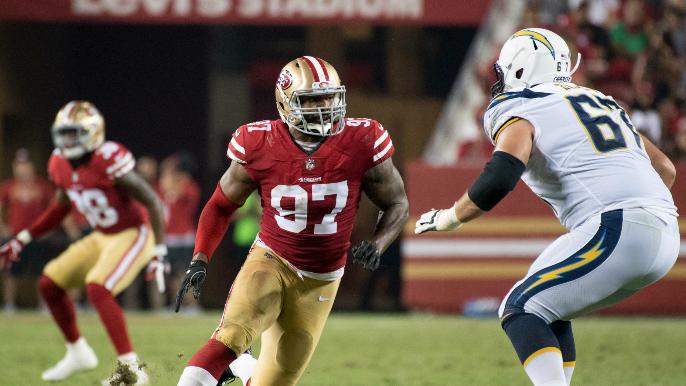 49ers trade linebacker Dekoda Watson to Broncos for pick
