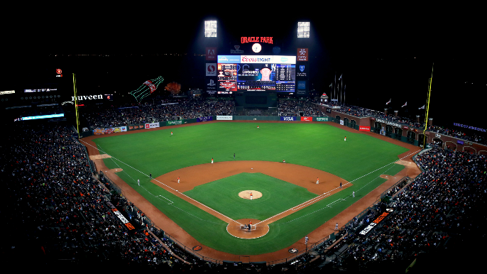 Bochy expects Giants to discuss moving bullpens at Oracle Park