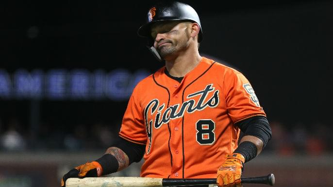 Giants plan to designate Gerardo Parra for assignment [report]