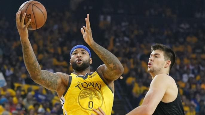 DeMarcus Cousins expects to return before the end of postseason play