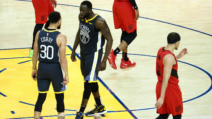Murph: The Warriors can beat Portland without KD, but what about beyond that?
