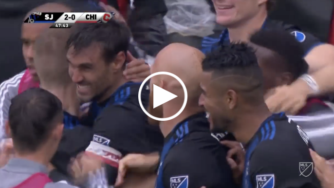 Wondolowski breaks Donovan's MLS goals record, scores four vs. Fire