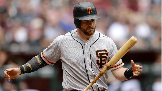 Bruce Bochy discusses decision to start Stephen Vogt in left field