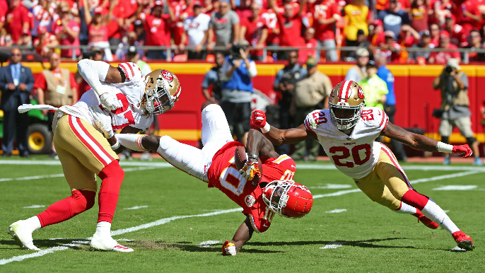 49ers' inability to address free safety already seems hard to justify