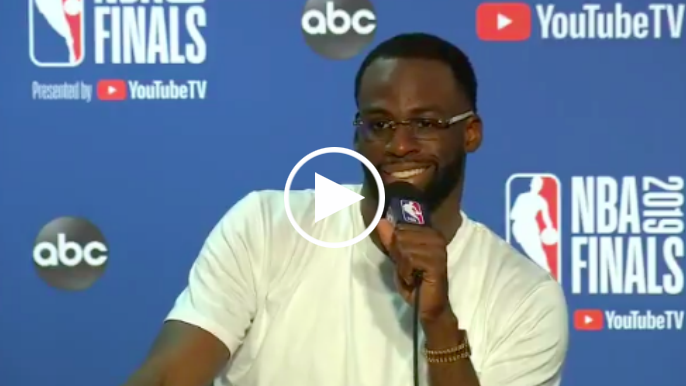 Draymond Green lays out plan for 'fun times ahead'